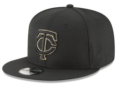 Minnesota Twins New Era MLB Fall Shades 9FIFTY Snapback Cap