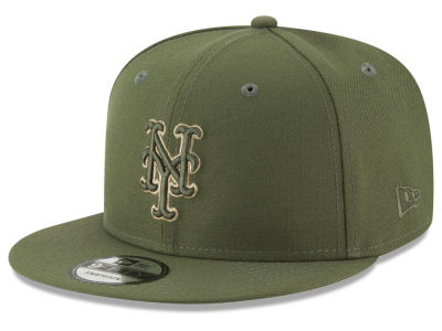 New York Mets New Era MLB Fall Shades 9FIFTY Snapback Cap