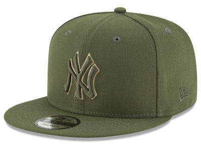 New York Yankees New Era MLB Fall Shades 9FIFTY Snapback Cap