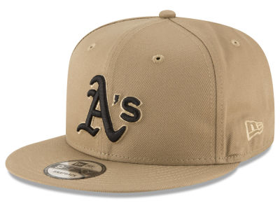 Oakland Athletics New Era MLB Fall Shades 9FIFTY Snapback Cap