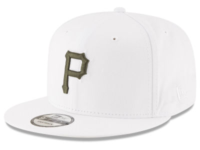 Pittsburgh Pirates New Era MLB Fall Shades 9FIFTY Snapback Cap