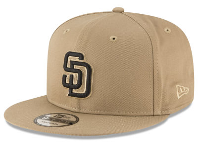 San Diego Padres New Era MLB Fall Shades 9FIFTY Snapback Cap