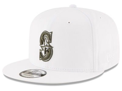 Seattle Mariners New Era MLB Fall Shades 9FIFTY Snapback Cap