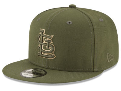 St. Louis Cardinals New Era MLB Fall Shades 9FIFTY Snapback Cap