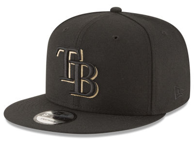 Tampa Bay Rays New Era MLB Fall Shades 9FIFTY Snapback Cap