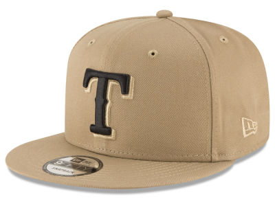 new products 25602 b75b3 Texas Rangers New Era MLB Fall Shades 9FIFTY Snapback Cap