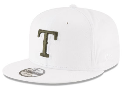 Texas Rangers New Era MLB Fall Shades 9FIFTY Snapback Cap