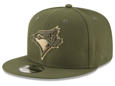 Toronto Blue Jays New Era MLB Fall Shades 9FIFTY Snapback Cap