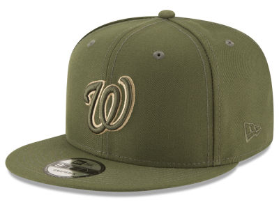 Washington Nationals New Era MLB Fall Shades 9FIFTY Snapback Cap