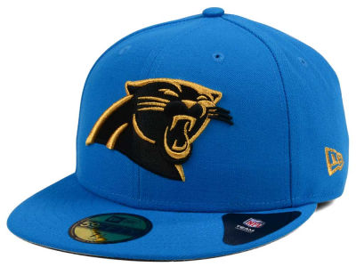 Carolina Panthers New Era NFL Pop Off 59FIFTY Cap