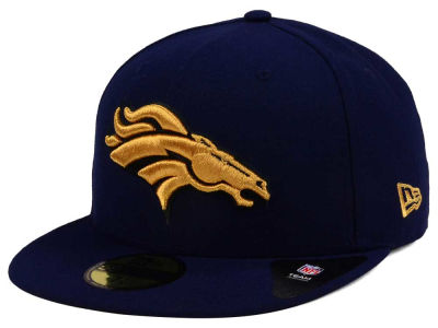 Denver Broncos New Era NFL Pop Off 59FIFTY Cap