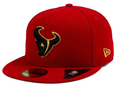 Houston Texans New Era NFL Pop Off 59FIFTY Cap
