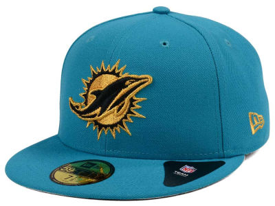 Miami Dolphins New Era NFL Pop Off 59FIFTY Cap