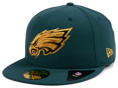Philadelphia Eagles New Era NFL Pop Off 59FIFTY Cap