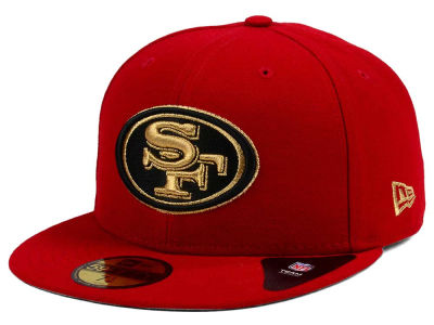 San Francisco 49ers New Era NFL Pop Off 59FIFTY Cap