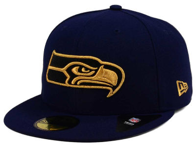 Seattle Seahawks New Era NFL Pop Off 59FIFTY Cap
