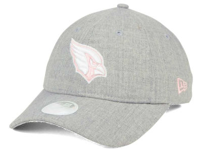 Arizona Cardinals New Era NFL Women's Custom Pink Pop 9TWENTY Cap
