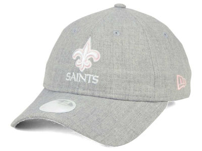 New Orleans Saints New Era NFL Women's Custom Pink Pop 9TWENTY Cap