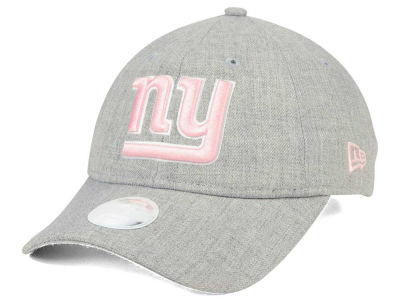 New York Giants New Era NFL Women's Custom Pink Pop 9TWENTY Cap
