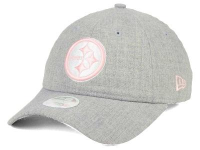 Pittsburgh Steelers New Era NFL Women's Custom Pink Pop 9TWENTY Cap