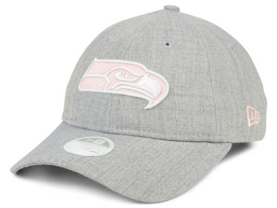 Seattle Seahawks New Era NFL Women's Custom Pink Pop 9TWENTY Cap