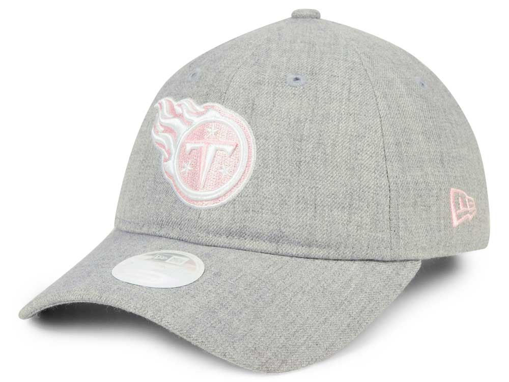 8134cd30e ... release date tennessee titans new era nfl womens custom pink pop  9twenty cap 9fd51 82f11