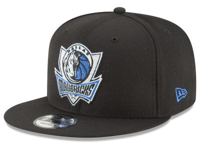 Dallas Mavericks New Era NBA Team Metallic 9FIFTY Snapback Cap