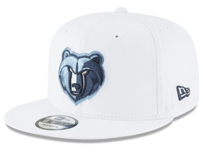 Memphis Grizzlies New Era NBA Team Metallic 9FIFTY Snapback Cap