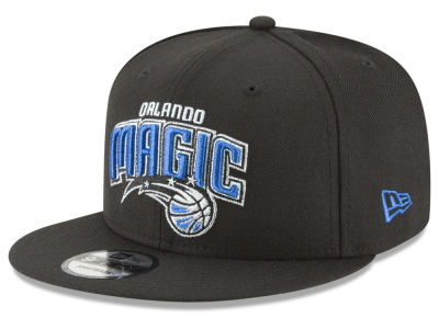 Orlando Magic New Era NBA Team Metallic 9FIFTY Snapback Cap