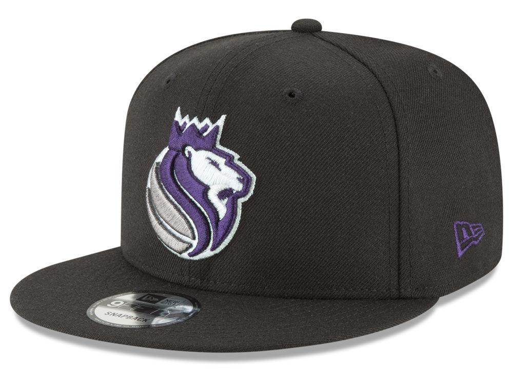 cc98ac59f45 Sacramento Kings New Era NBA Team Metallic 9FIFTY Snapback Cap ...