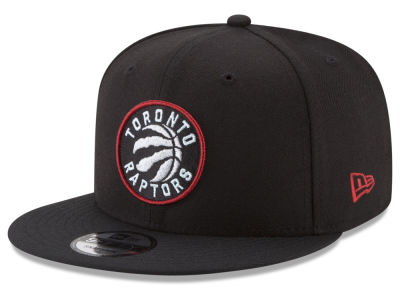 Toronto Raptors New Era NBA Team Metallic 9FIFTY Snapback Cap