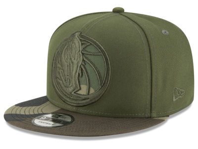Dallas Mavericks New Era NBA Operation Camo 9FIFTY Snapback Cap