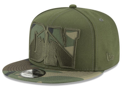 Denver Nuggets New Era NBA Operation Camo 9FIFTY Snapback Cap