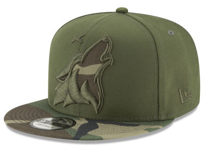Minnesota Timberwolves New Era NBA Operation Camo 9FIFTY Snapback Cap