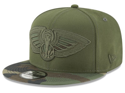 New Orleans Pelicans New Era NBA Operation Camo 9FIFTY Snapback Cap