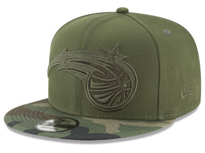 Orlando Magic New Era NBA Operation Camo 9FIFTY Snapback Cap