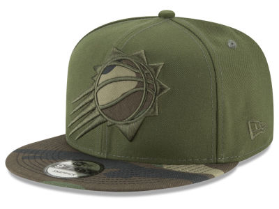 Phoenix Suns New Era NBA Operation Camo 9FIFTY Snapback Cap