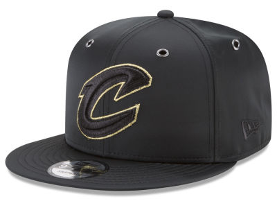 Cleveland Cavaliers New Era NBA Full Satin 9FIFTY Snapback Cap