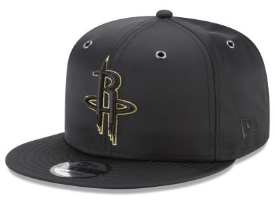 Houston Rockets New Era NBA Full Satin 9FIFTY Snapback Cap