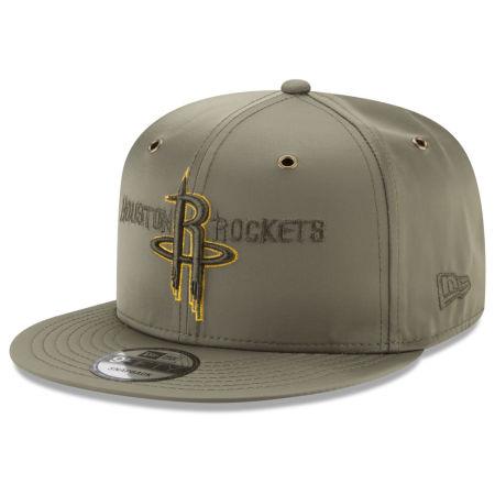 Houston Rockets New Era NBA Full Satin 9FIFTY Snapback Cap