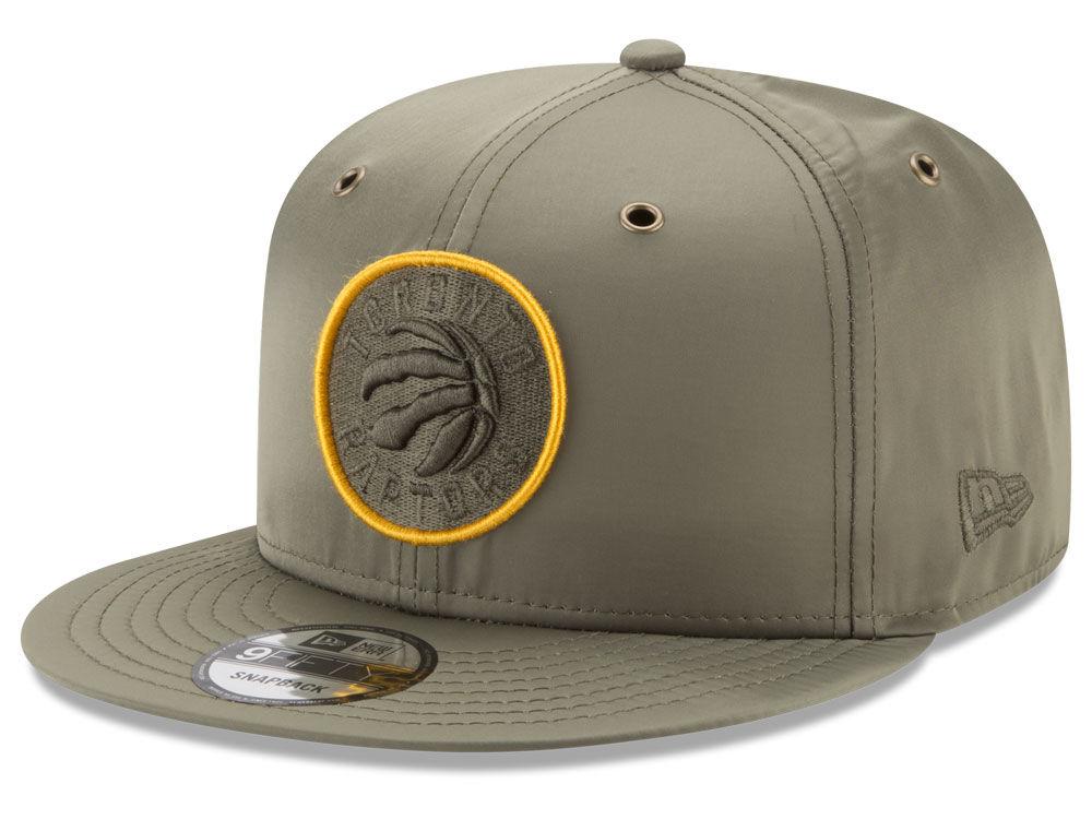 748a6f5fd84 Toronto Raptors New Era NBA Full Satin 9FIFTY Snapback Cap