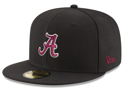 Alabama Crimson Tide New Era NCAA Shadow 59FIFTY Cap