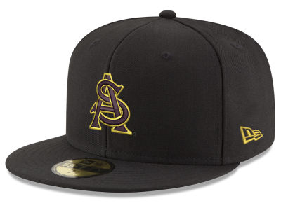 Arizona State Sun Devils New Era NCAA Shadow 59FIFTY Cap
