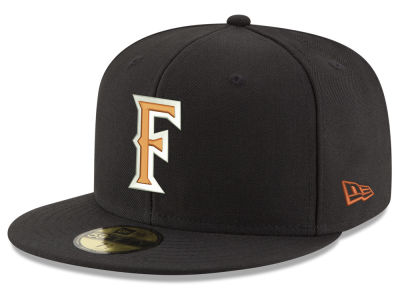 Cal State Fullerton Titans New Era NCAA Shadow 59FIFTY Cap
