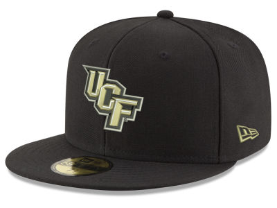 University of Central Florida Knights New Era NCAA Shadow 59FIFTY Cap