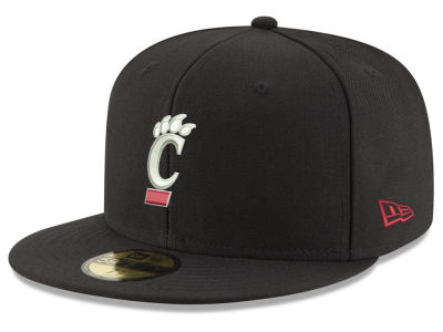 Cincinnati Bearcats New Era NCAA Shadow 59FIFTY Cap