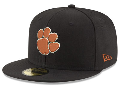 Clemson Tigers New Era NCAA Shadow 59FIFTY Cap