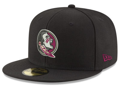 Florida State Seminoles New Era NCAA Shadow 59FIFTY Cap