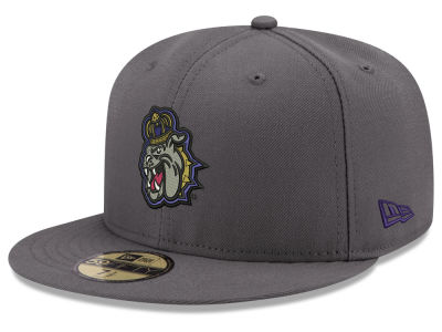 James Madison Dukes New Era NCAA Shadow 59FIFTY Cap