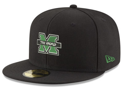 Marshall Thundering Herd New Era NCAA Shadow 59FIFTY Cap